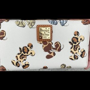 Disney Dooney & Bourke Animal Wallet
